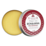 Ben & Anna Deodorant Blik Cream Pink Grapefruit
