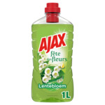 Ajax Allesreiniger Fete de Fleur Lentebloem  1000 ml