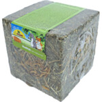 JR Farm Hooiblok met Meelwormen