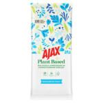 Ajax Plantaardige Reinigingsdoekjes Badkamer en Toilet