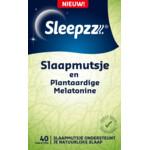 Sleepzz Melatonine 100% plantaardig  40 tabletten