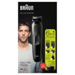 Braun Baardtrimmer MGK3220 6-in-1