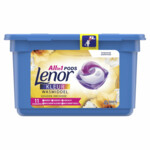 Lenor Wasmiddel All-in-1 Pods Gouden Orchidee