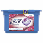 Lenor Wasmiddel All-in-1 Pods Robijn Jasmijn