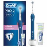 Oral-B Pro 2 2800 Elektrische Tandenborstel + Gum Purify Tandpasta