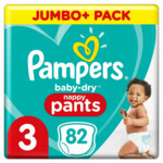 Pampers Baby Dry Luierbroekjes Maat 3