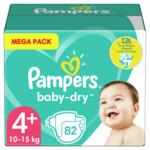 Pampers Baby Dry Luiers Maat 4+