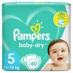 Pampers Luiers Baby Dry Maat 5 (11kg-16kg)