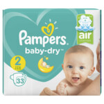 Pampers Baby Dry Air Luiers Maat 2