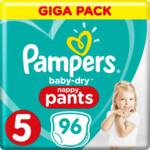 Pampers Luierbroekjes Baby Dry Pants Gigapack Maat 5