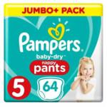 2x Pampers Luierbroekjes Baby Dry Pants Maat 5