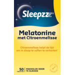 Sleepzz Melatonine Met Citroenmelisse