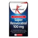 Lucovitaal Super Resveratrol 100 mg
