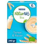 Nestle NaturNes Bio Pap Tarwe, Haver 6+ mnd