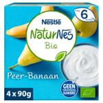 Nestle Naturnes Bio Zuivelhapje Banaan, Peer