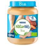 Nestle NaturNes Bio Maaltijd 6+ mnd Pastinaak, Zoete Aardappel, Kalfsvlees