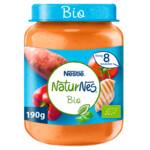 Nestle NaturNes Bio Maaltijd 8+ mnd Zoete aardappel, Paprika, Tomaat, Kip