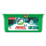 3x Ariel Wasmiddel 3-in-1 Pods+ Touch of Lenor Unstoppables