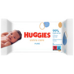 Huggies Billendoekjes Pure Extra Care 99% Water