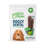 Edgard & Cooper Doggy Dental Sticks Appel & Eucalyptusolie  Medium