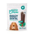 Edgard & Cooper Doggy Dental Sticks Aardbei & Frisse Muntolie