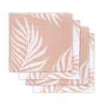 Jollein Hydrofiele Multidoek Small 70x70 cm Nature Pale Pink