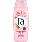 6x Fa Douchecreme Cream Oil Silk Magnolia