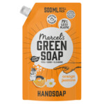 Marcel's Green Soap Handzeep Sinaasappel & Jasmijn Navul Stazak
