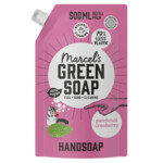 Marcel's Green Soap Handzeep Patchouli & Cranberry Navul Stazak
