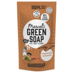 Marcel's Green Soap Handzeep Sandelhout & Kardemon Navul Stazak