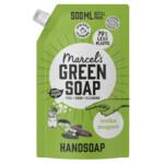 Marcel's Green Soap Handzeep Tonka & Muguet Navul Stazak