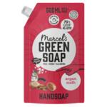 Marcel's Green Soap Handzeep Argan & Oudh Navul Stazak