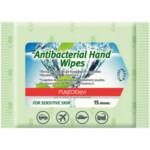 Purederm Antibacteriële Hand doekjes