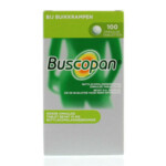 Buscopan Omhulde Tablet
