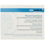 Dos medical Nasaal spoelzout