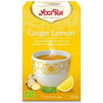 Yogi tea Ginger Lemon Biologisch