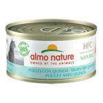 24x Almo Nature HFC Kat Light Kip met Quinoa
