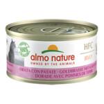 Almo Nature HFC Kat Light Zeebrasem met Aardappel