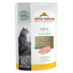 Almo Nature HFC Kat Kipfilet