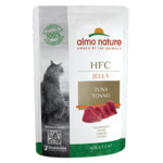 Almo Nature HFC Kat Jelly Pouch Tonijn