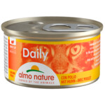 Almo Nature Dailymenu Kat Mousse Kip