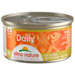 Almo Nature Dailymenu Kat Mousse Kalkoen