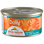 Almo Nature Dailymenu Kat Mousse Lam