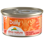 Almo Nature Dailymenu Kat Mousse Zalm