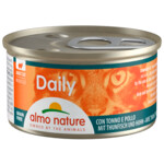 Almo Nature Dailymenu Kat Mousse Tonijn - Kip