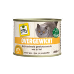 VITALstyle Kattenvoer Blik Overgewicht