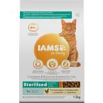Iams Kat Adult Sterilised - Overweight Kip