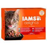 Iams Delights Sea Collection in Saus