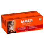 Iams Delights Land - Sea in Saus