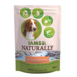 Iams Naturally Dog Adult Atlantische Zalm & Rijst